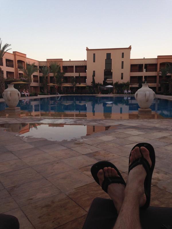 LA Maison d'Orphée - Vacances Maroc 2013