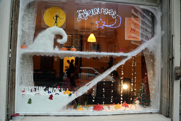 La Maison d'Orphée - Noël 2012