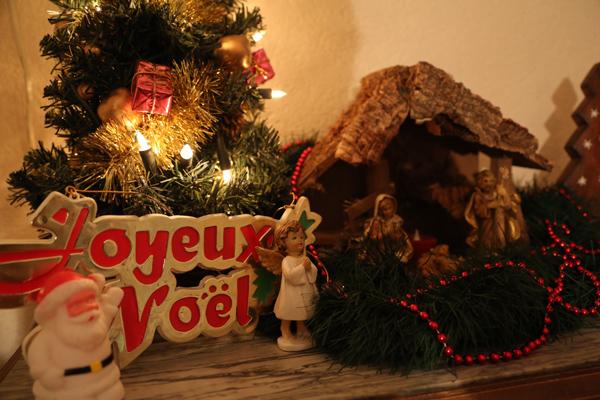 La Maison Collonges - Noël 2015
