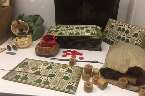 Sortie Musée du Jeu 2017 - La Maison Collonges