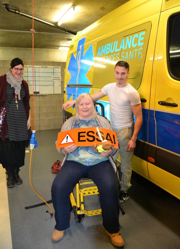 Ambulances 2017 - La Maison Collonges