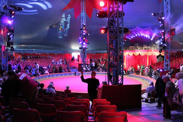 La Maison Collonges au cirque Knie