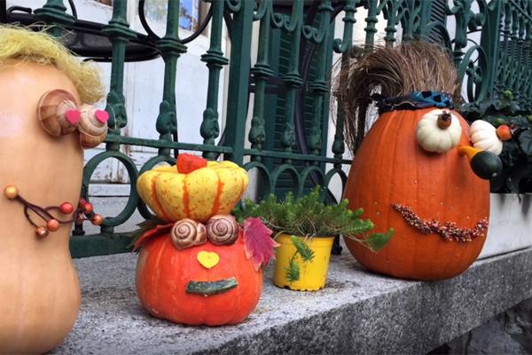 Un automne à Collonges